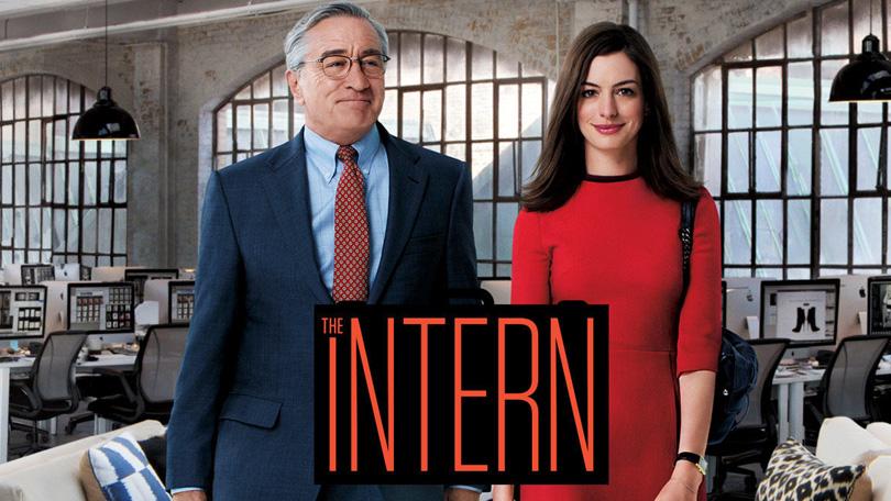 The Intern Netflix