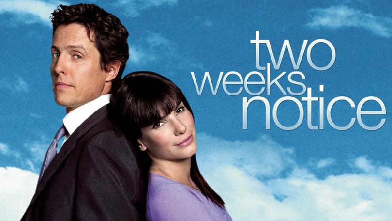 Two Weeks Notice Netflix