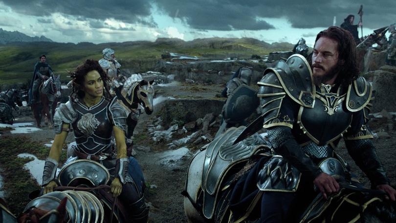 Warcraft Netflix