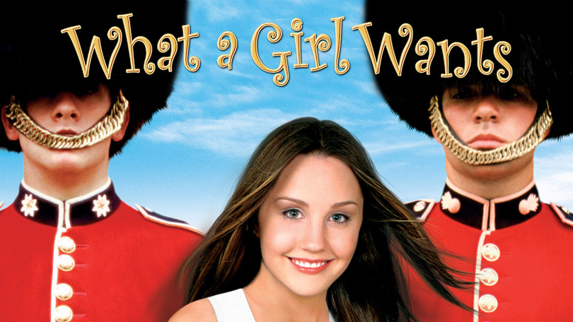 What A Girl Wants Netflix