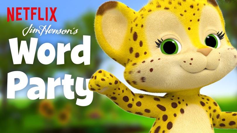 Word Party Netflix