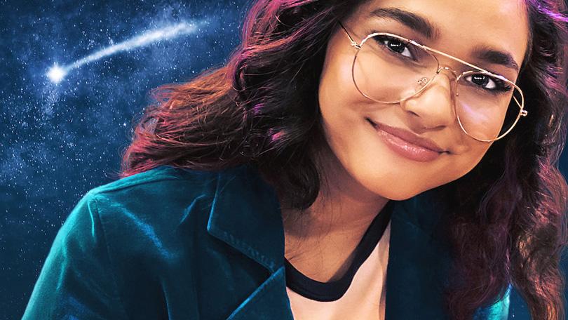 Ashley Garcia Netflix