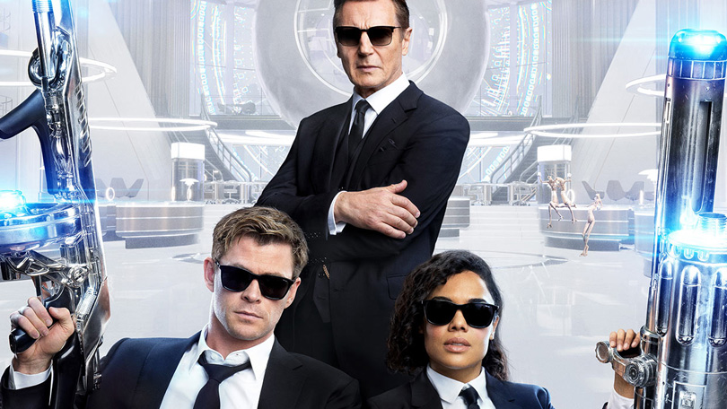 Men in Black International Netflix