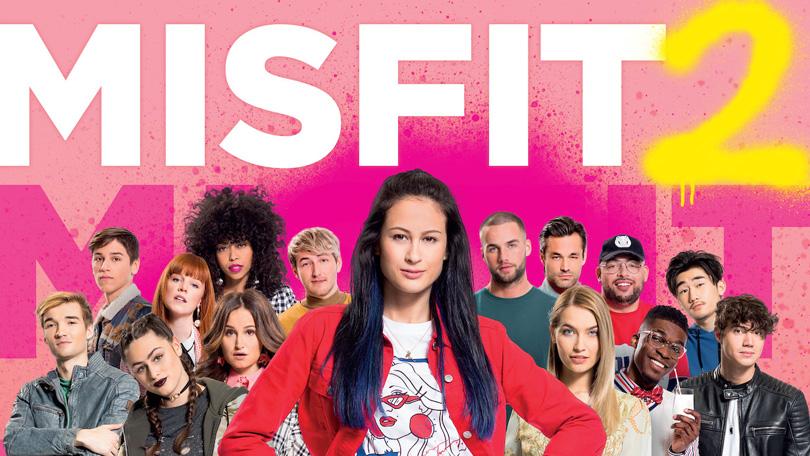 Misfit 2 Netflix