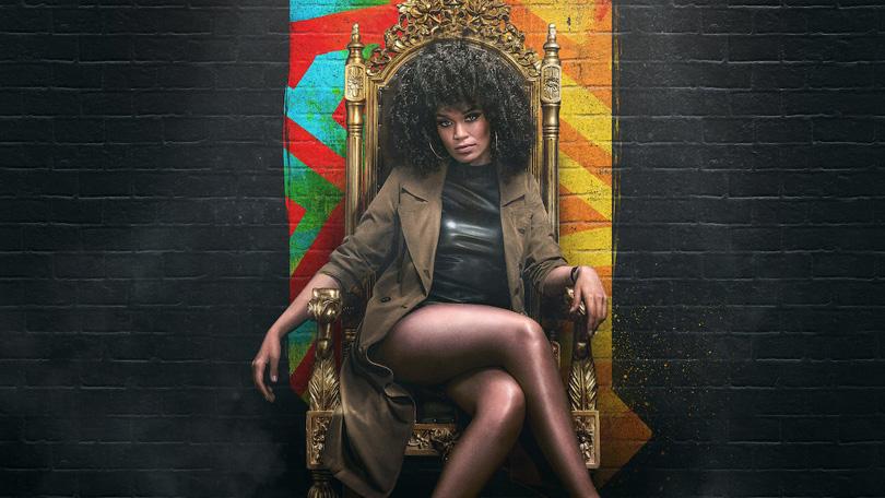 Queen Sono Netflix