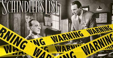 Schindlers List Verwijderalarm