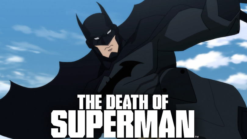The Death of Superman Netflix
