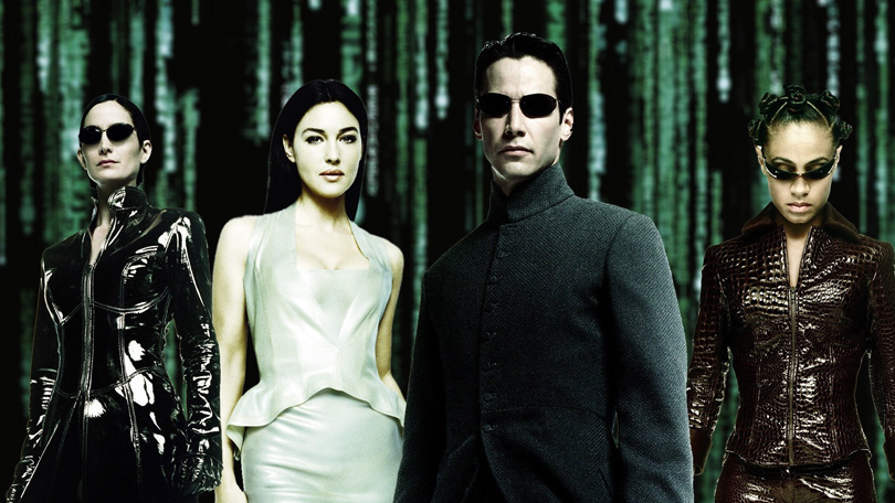 The Matrix Reloaded Netflix