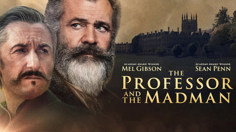 The Professor and the Madman Netflix