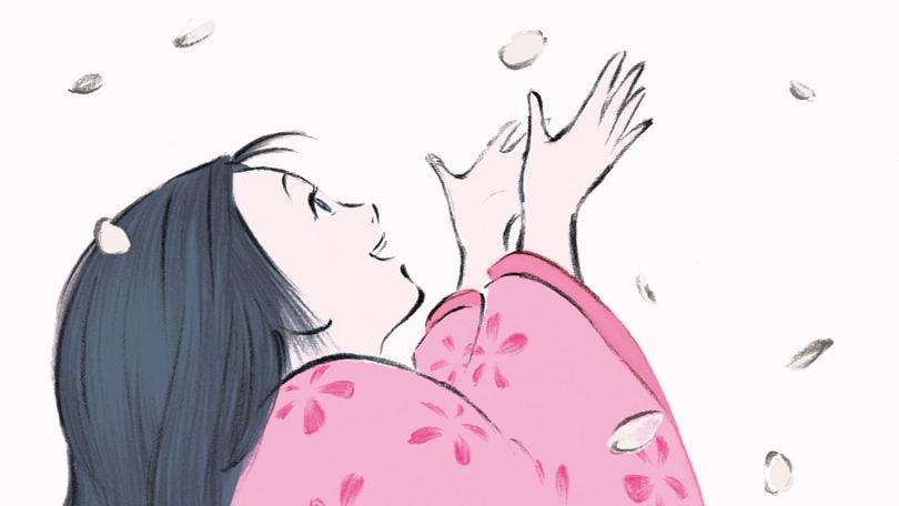 The Tale of the Princess Kaguya Netflix