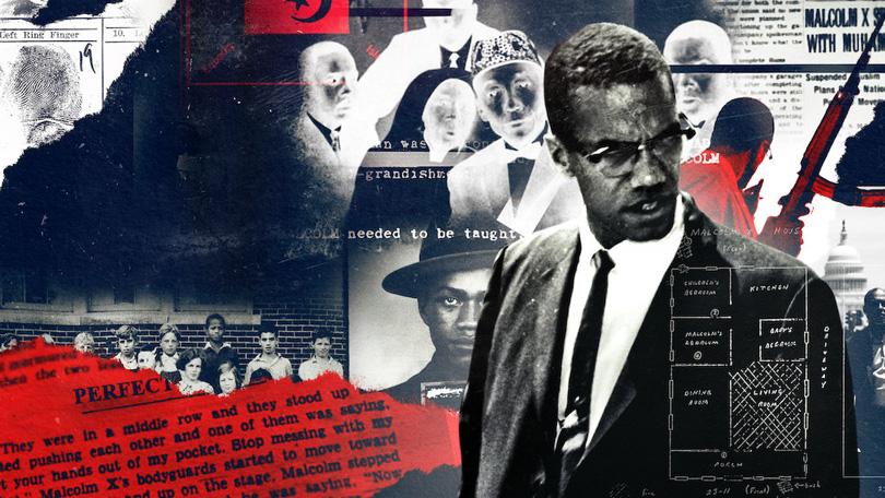 Who Killed Malcolm X Neflix
