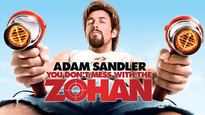 Zohan Netflix