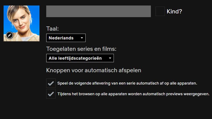 automatische aflevering afspelen Netflix