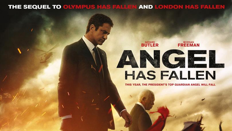 Angel Has Fallen Netflix