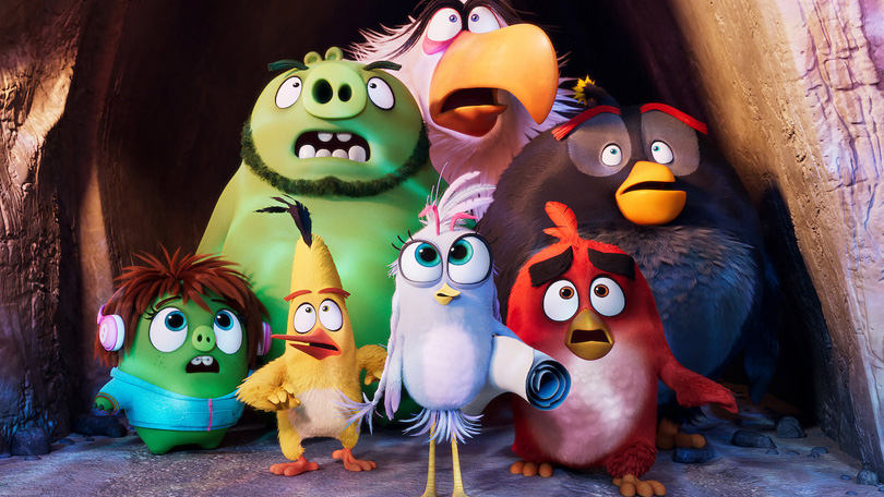 Angry Birds 2 Netflix