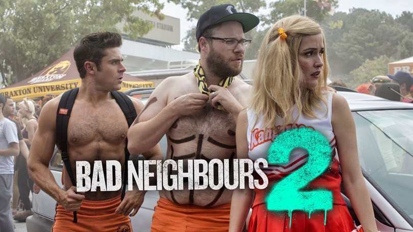 Bad Neighbours 2 Netflix