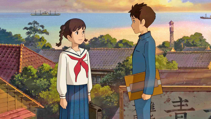 From Up on the Poppy Hill Netflix