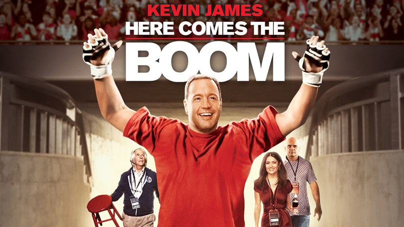 Here Comes The Boom Netflix