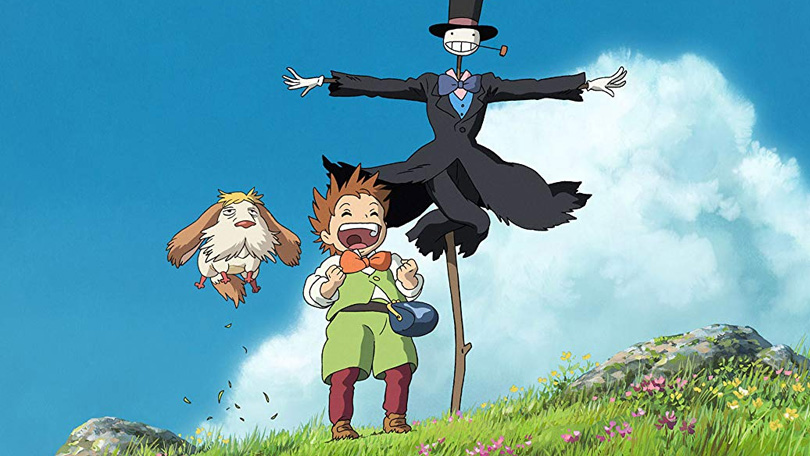 Howl's Moving Castle Netflix