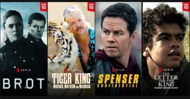 Maart Netflix 2020