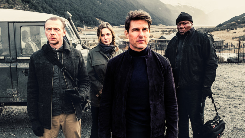 Mission Impossible - Fallout Netflix