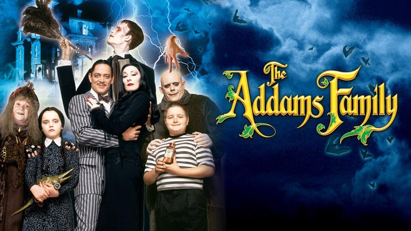 The Addams Family Netflix