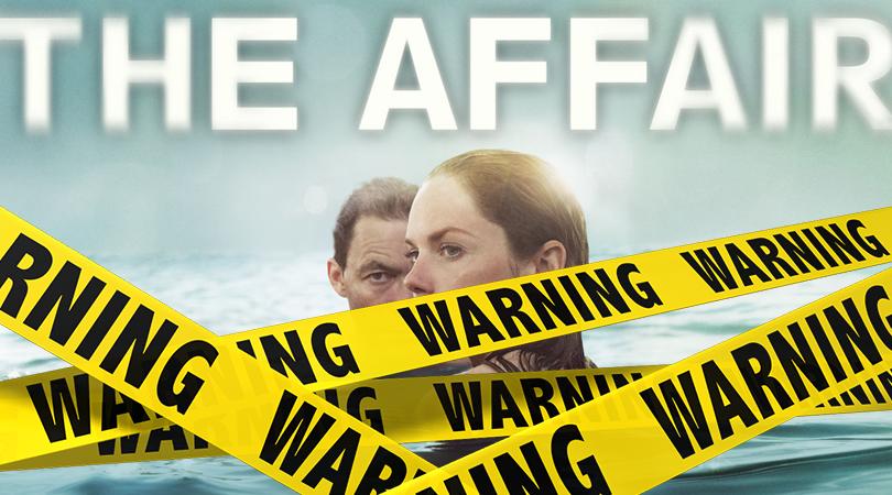 The Affair Verwijderalarm