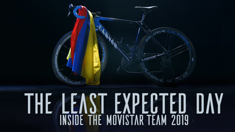 The Least Expected Day Inside The Movistar Team 2019 Netflix