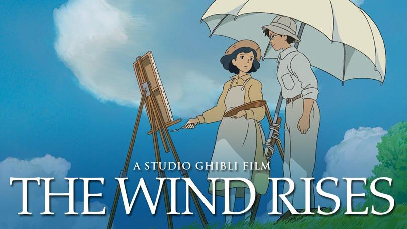The Wind Rises Netflix