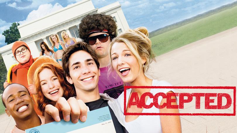 Accepted Netflix