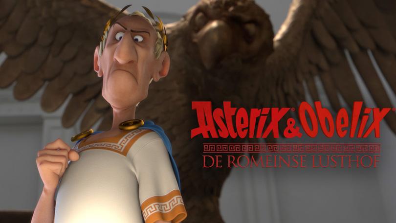 Asterix Obelix Netflix