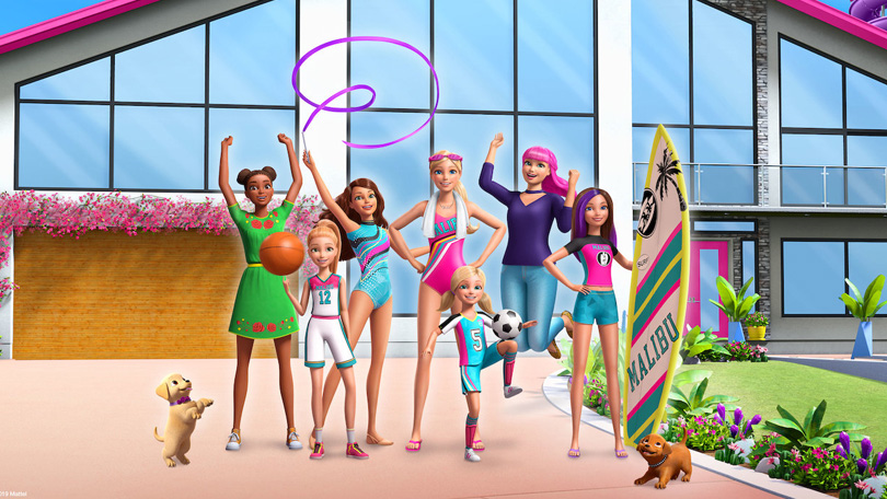 Barbie Dreamhouse Adventures Go Team Roberts Netflix