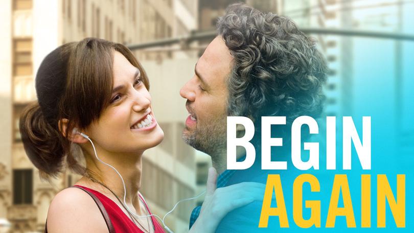Begin Again Netflix