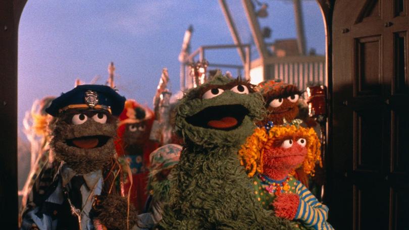 De avonturen van Elmo in Mopperland Netflix