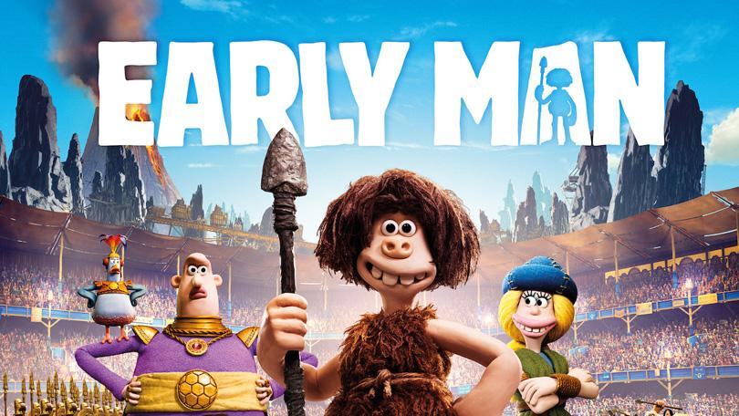Early Man Netflix