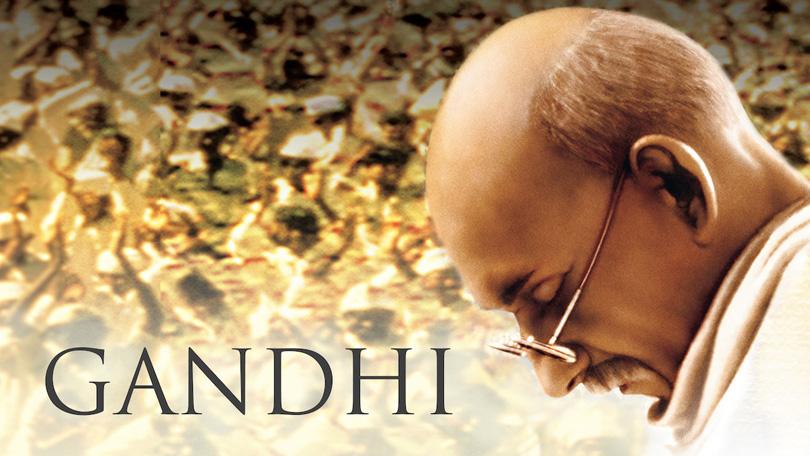 Gandhi Netflix