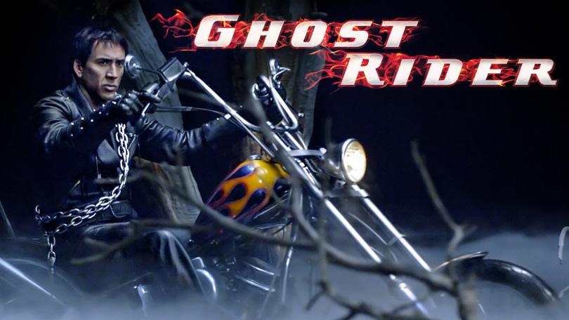Ghost Rider Netflix