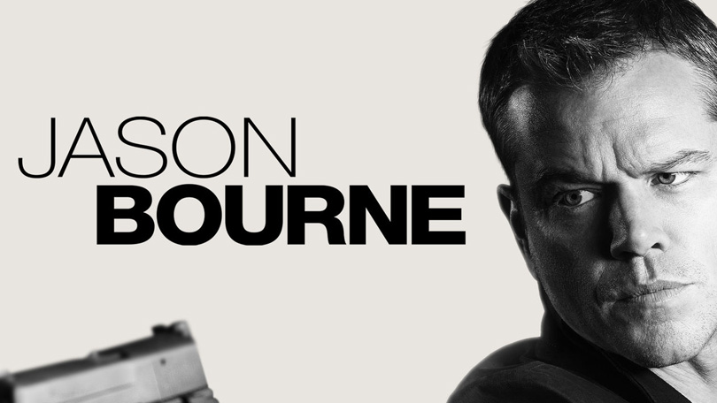 Jason Bourne Netflix