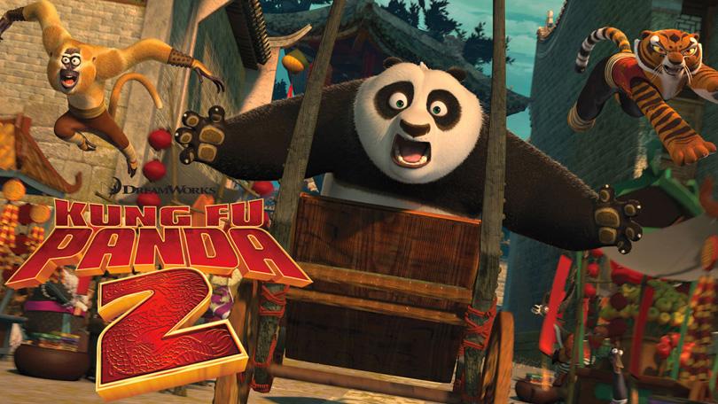 Kung Fu Panda 2 Netflix