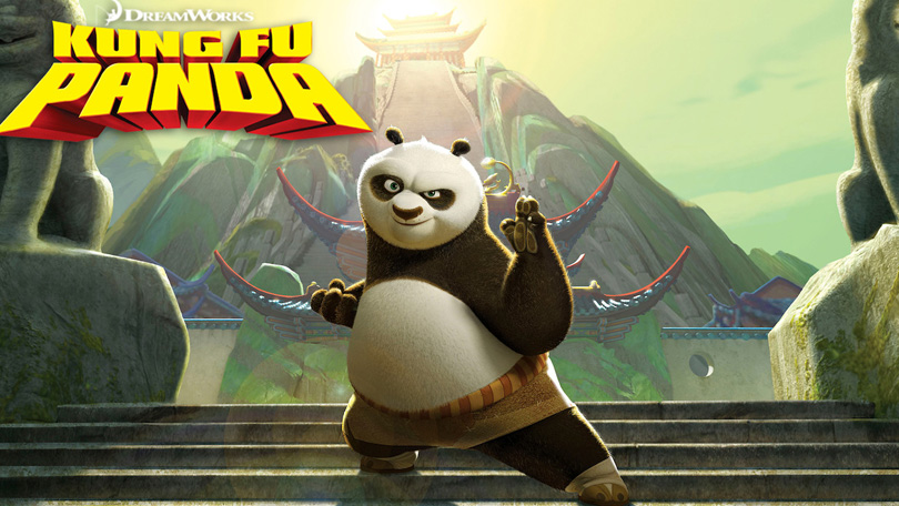 Kung Fu Panda Netflix