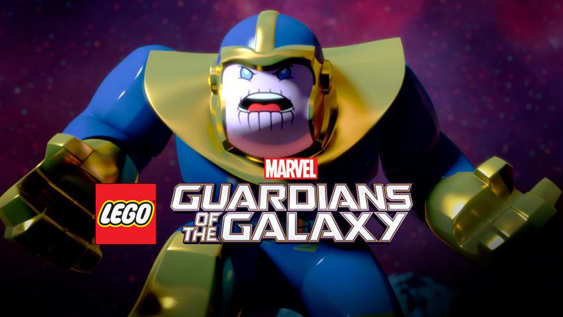 LEGO Marvel Guardians of the Galaxy Netflix