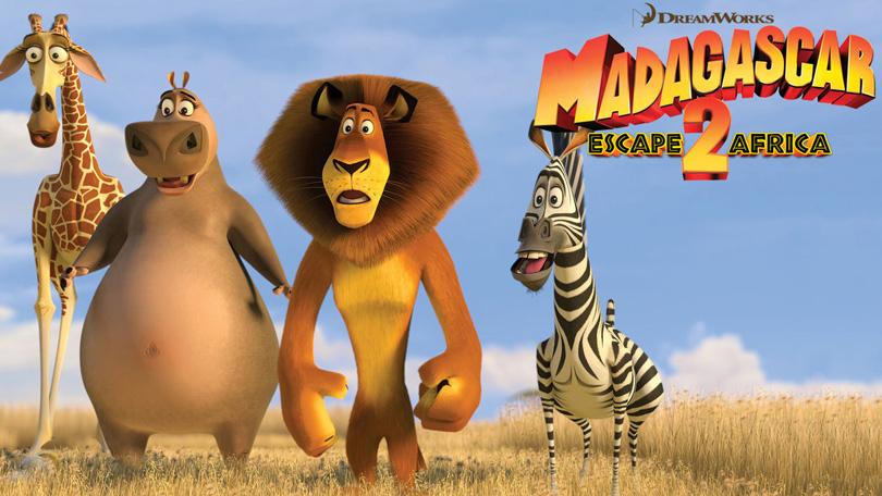 Madagascar 2 Netflix