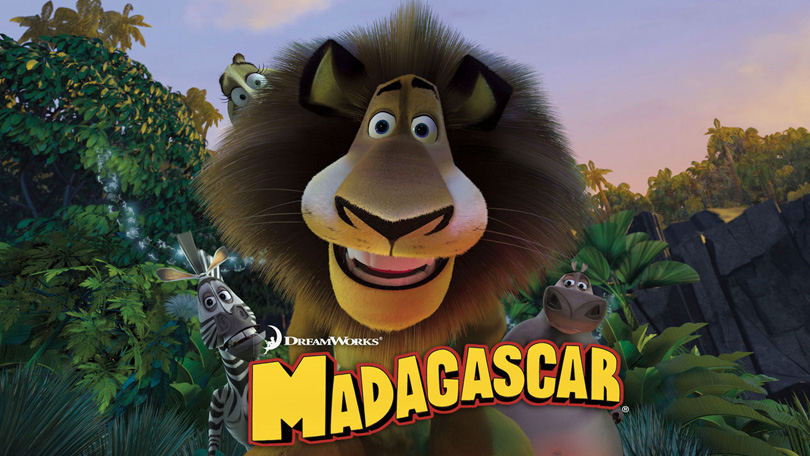 Madagascar Netflix