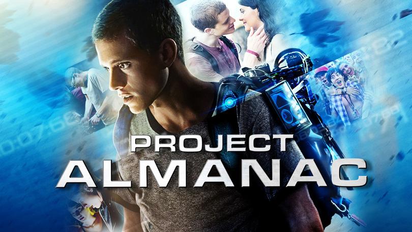 Project Almanac Netflix