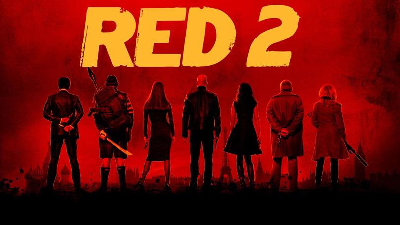 Red 2 Netflix