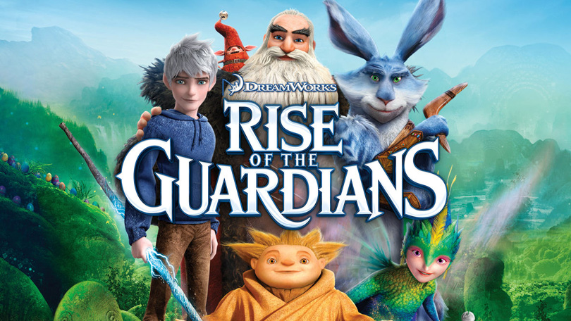Rise of the Guardians Netflix