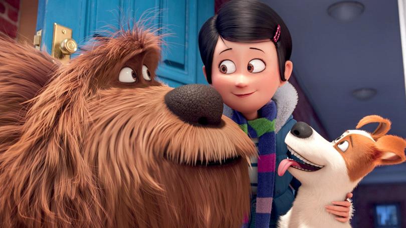 Secret Life of Pets Netflix