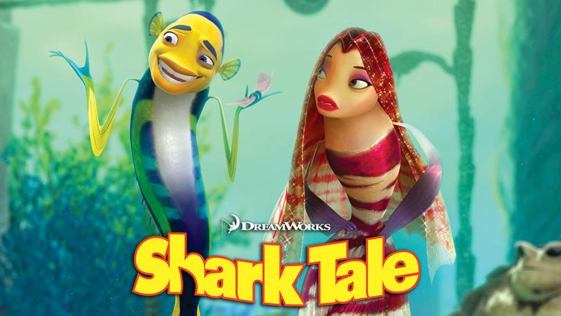 Shark Tale Netflix