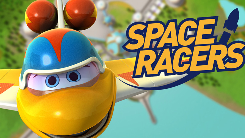 Space Racers Netflix