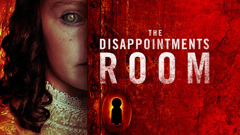 The Disappointments Room Netflix